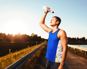 Summer-running-top-tip-to-help-running-in-the-heat